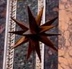 Autor: Xavier Sànchez Abad, Títol: Estrella al Panteó d'Agripa